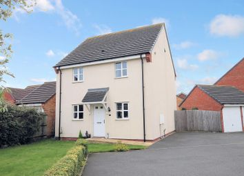 Thumbnail 3 bed detached house for sale in Harport Close, Tamworth