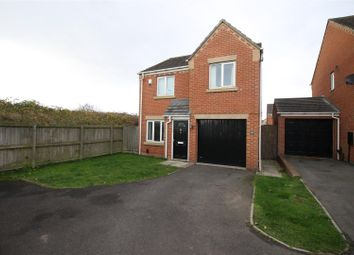 Thumbnail 3 bed detached house for sale in Ridgewood Close, Darlington
