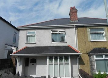 Thumbnail 3 bed property to rent in St Elmo Avenue, St Thomas, Swansea