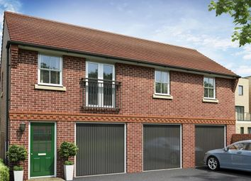 """Thumbnail 2 bed detached house for sale in """"Stevenson"""" at Cherry Orchard, Castle Hill, Ebbsfleet Valley, Swanscombe"""