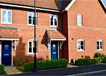 Thumbnail 2 bed terraced house to rent in Cantley Road, Bedford