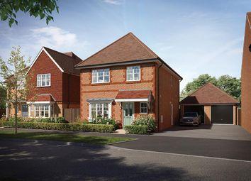 Station Road, Oakley, Basingstoke RG23. 4 bed detached house for sale