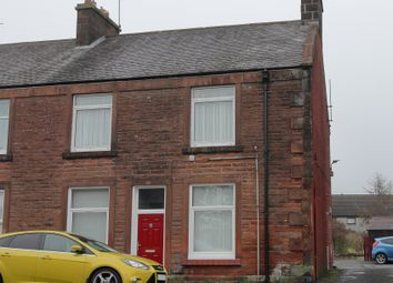 Thumbnail 1 bedroom flat for sale in Townhead Street, Lockerbie