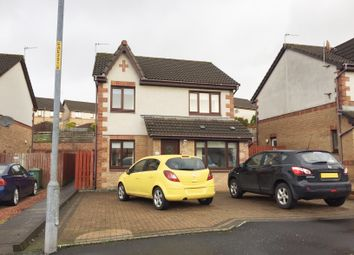 Thumbnail 4 bed detached house for sale in Auchenbothie Crescent, Robroyston, Glasgow