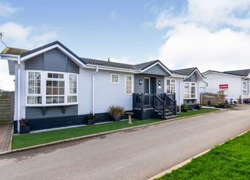 Thumbnail 2 bed mobile/park home for sale in Ranksborough Hall, Langham, Oakham