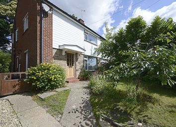 Thumbnail 3 bed semi-detached house for sale in Evergreen Road, Frimley, Camberley, Surrey