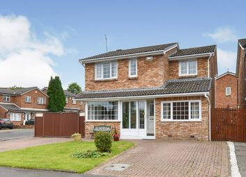 Thumbnail 4 bed detached house for sale in Peacock Avenue, Paisley
