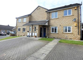 Thumbnail 2 bed flat for sale in Carmine Close, Huddersfield