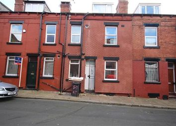 Thumbnail 2 bedroom terraced house for sale in Glensdale Terrace, Leeds