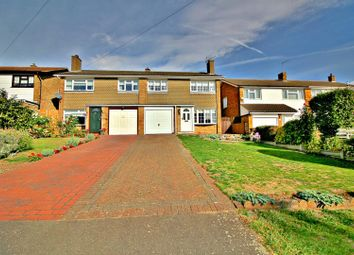 Thumbnail 3 bed semi-detached house to rent in Hammondstreet Road, Cheshunt, Waltham Cross