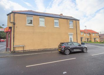 Thumbnail 2 bedroom flat to rent in Clavering Road, Blaydon-On-Tyne