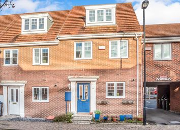 Thumbnail 3 bed terraced house for sale in Dowding Lane, Newcastle Upon Tyne