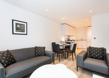 Thumbnail 1 bed flat for sale in Saffron Square, Pinnacle Apartments, Croydon