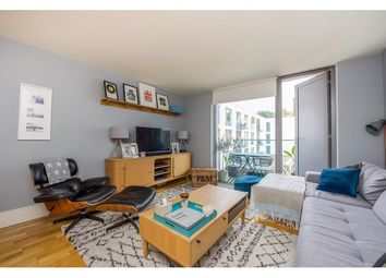 Thumbnail 2 bed flat to rent in Southstand Apartments, Highbury Stadium Square, Highbury, London
