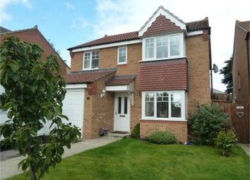 Thumbnail 4 bed detached house for sale in St Catherines Way, Bishop Auckland, Durham