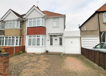 Thumbnail 3 bed semi-detached house for sale in Weald Lane, Harrow Weald, Harrow