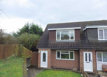 Thumbnail 2 bed end terrace house to rent in Thoresby Avenue, Tuffley, Gloucester