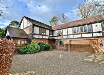 Thumbnail 6 bed detached house for sale in Grange Gardens, Farnham Common, Buckinghamshire