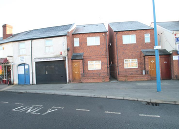 Thumbnail 1 bed flat to rent in Upper High Street, Cradley Heath, West Midlands