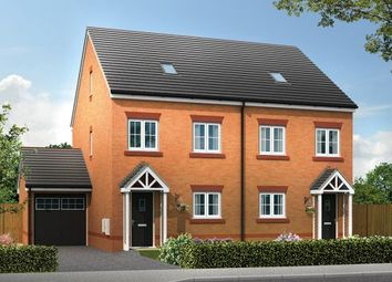 Thumbnail 4 bed town house for sale in Sandy Lane, Chester, Cheshire