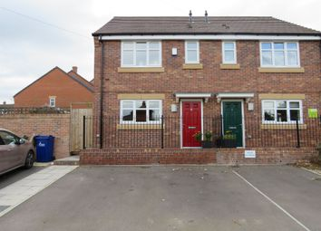 Thumbnail 3 bed semi-detached house for sale in Kingsway, Cannock