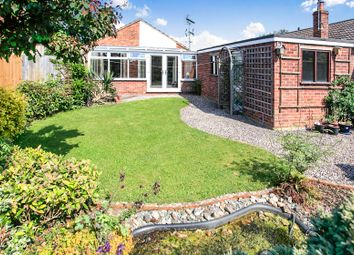 Thumbnail 2 bed detached bungalow for sale in Deer Park Road, Langtoft, Peterborough