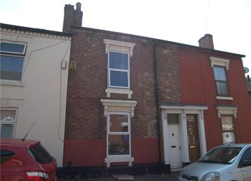 Thumbnail 2 bed terraced house to rent in Fleet Street, Derby