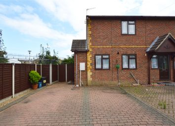Thumbnail 2 bedroom semi-detached house for sale in Campfield Road, Shoeburyness, Southend-On-Sea, Essex
