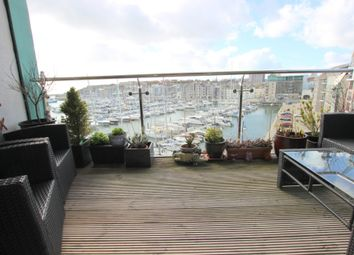 2 bed flat for sale in Pinnacle Quay, 8 Harbour Avenue, Sutton Harbour, Plymouth PL4