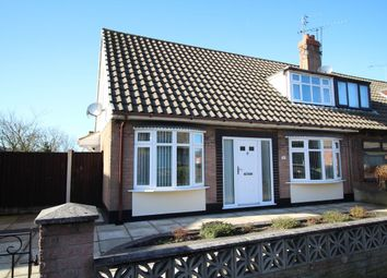 Thumbnail 2 bed semi-detached house for sale in Greenway Avenue, Skelmersdale