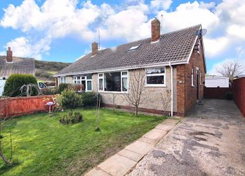 Thumbnail 5 bedroom semi-detached bungalow for sale in Sea View Grove, Scarborough