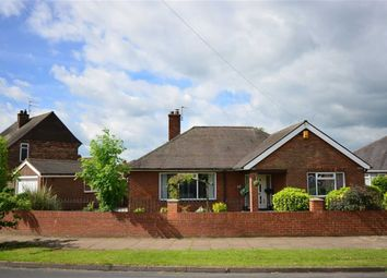 Thumbnail 3 bedroom detached bungalow for sale in Shaftesbury Avenue, Goole