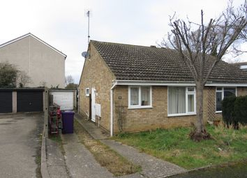 Thumbnail 2 bed semi-detached bungalow for sale in Kipling Close, Hitchin
