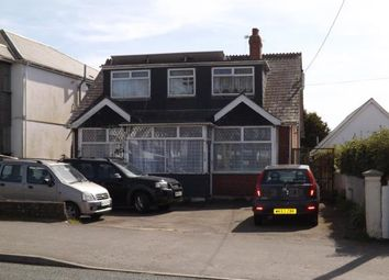 Thumbnail 8 bed bungalow for sale in Newquay, Cornwall, England