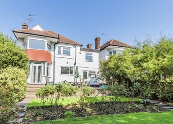 Thumbnail 4 bed detached house for sale in Grendon Gardens, Wembley