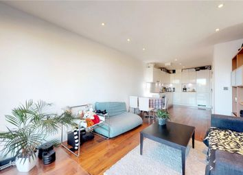 Thumbnail 1 bed flat to rent in Grand Canal Apartments, London