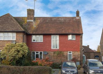 Thumbnail 3 bed semi-detached house for sale in America Lane, Lindfield, Haywards Heath