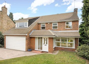 Thumbnail 4 bed property to rent in Manor Chase, Weybridge, Surrey