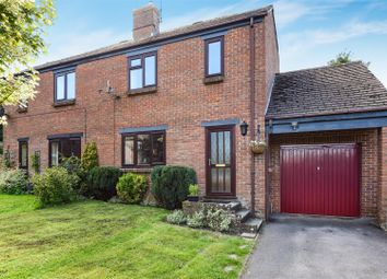 Thumbnail 3 bed semi-detached house for sale in Butt Farm Close, Winterbourne Abbas, Dorchester