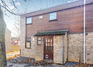 Thumbnail 2 bed end terrace house for sale in Tyes Court, Lings, Northampton