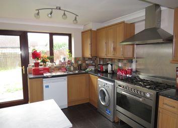 Thumbnail 4 bed semi-detached house for sale in Stonebridge Lea, Orton Malborne, Peterborough