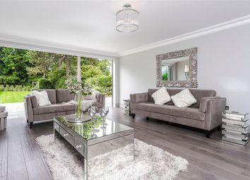 Thumbnail 5 bed detached house for sale in St. Marys Road, Leatherhead, Surrey
