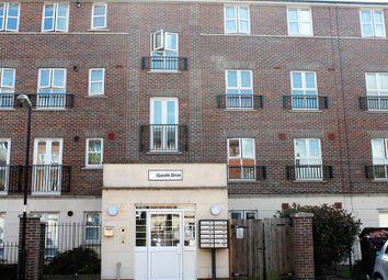Thumbnail 1 bed flat to rent in Gareth Drive, Edmonton, London