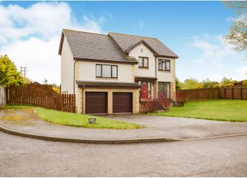 Thumbnail 4 bed detached house for sale in Redwood Court, Inverness