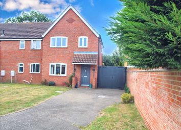 3 bed semi-detached house for sale in Silverthorne Close, Colchester CO2