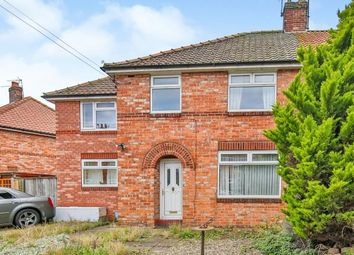 Thumbnail 4 bed semi-detached house for sale in Mowbray Road, Catterick, Richmond, North Yorkshire