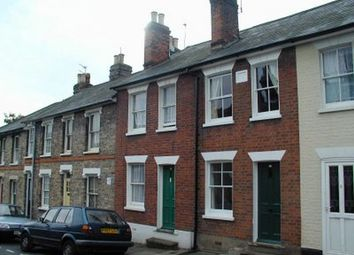 Thumbnail 2 bed terraced house to rent in South Street, Colchester, Essex