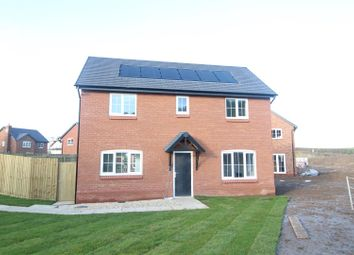 Thumbnail 3 bed detached house for sale in The Stowe - Hopton Park, Nesscliffe, Shrewsbury