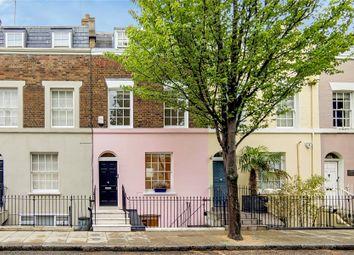 Thumbnail 3 bedroom terraced house for sale in Markham Street, Chelsea, London