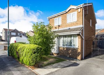 Thumbnail 3 bed detached house for sale in Pennant Road, Nottingham